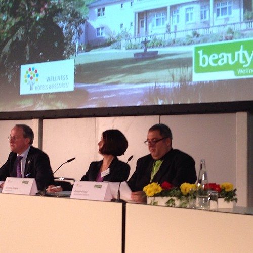 PK beauty24.de und Wellness Hotels & Resorts @itb_berlin #itbberlin