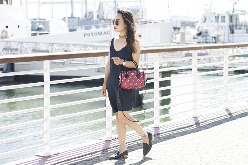 10summer-slipdress-lulufrost-chokers-everlane-loafers-sf-style-fashion