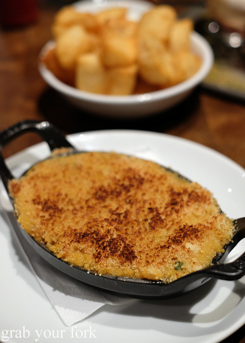 Callos a la Madrilena Madrid-style tripe at Mercado restaurant, Sydney