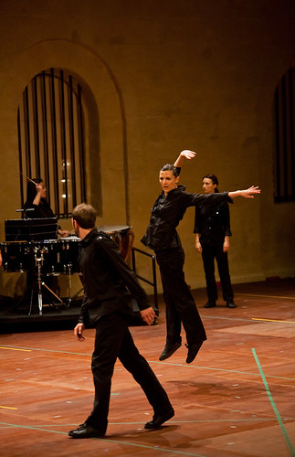 « Pléiades, un concert de musique et de danse » au théâtre de Caen