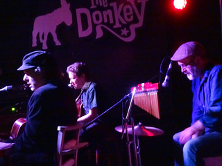 Chris Conway & Dan Britton @ The Donkey
