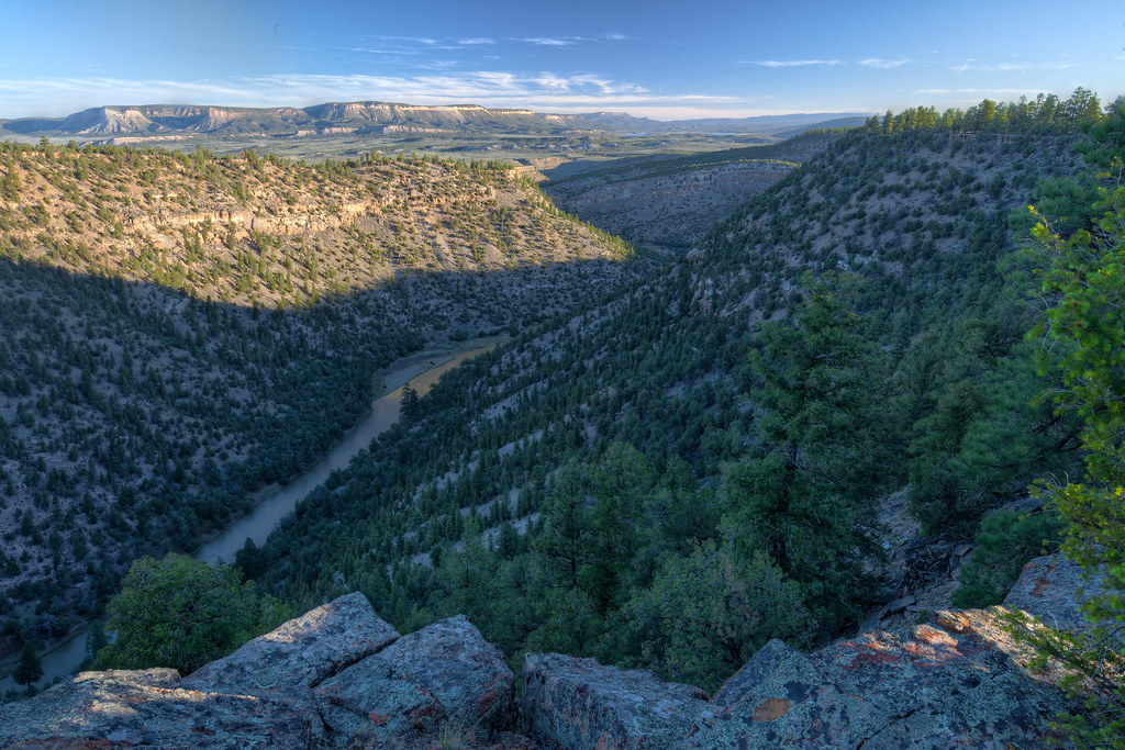 River Trips for Beginners: Rio Chama, New Mexico