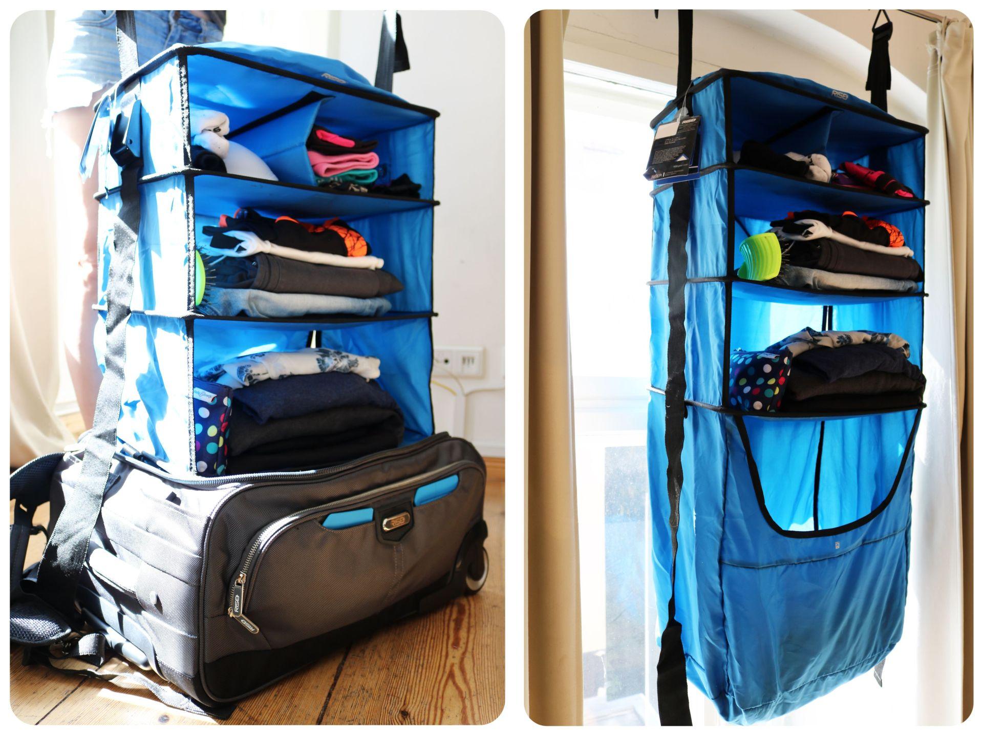 rise glider shelf system