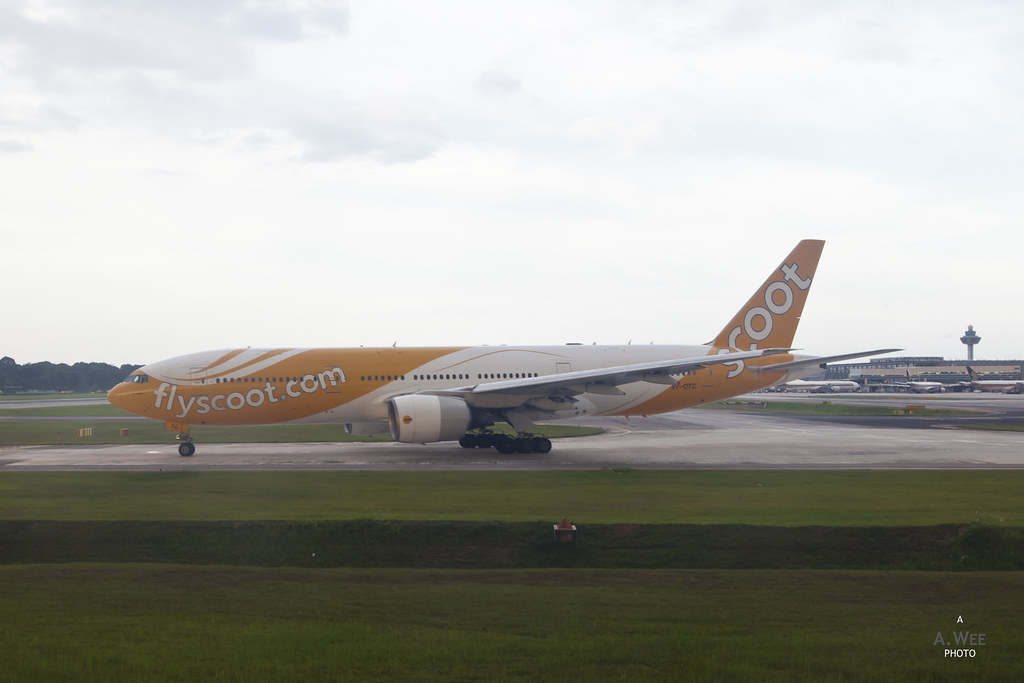 Scoot 777-200ER