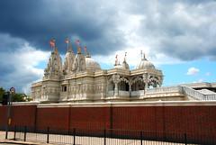 Храм Шри Сваминараян (Shri Swaminarayan Mandir London)