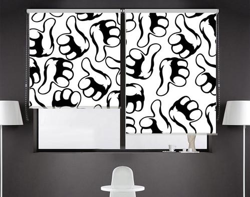 Estores decorar paredes decorar habitaciones decorac - Decoracion de paredes infantiles ...