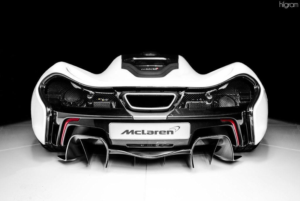 Mclaren p1 White Mclaren p1 Flickr Photo
