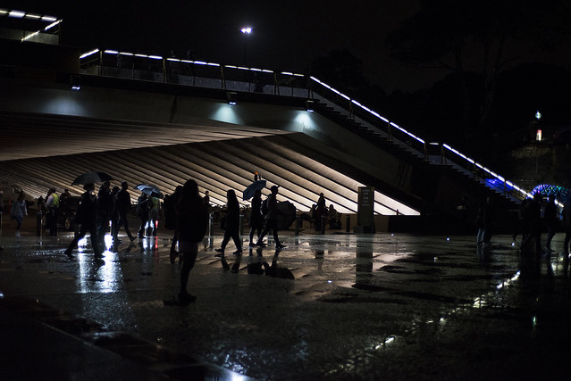 TA-KU x Vivid Sydney 2016