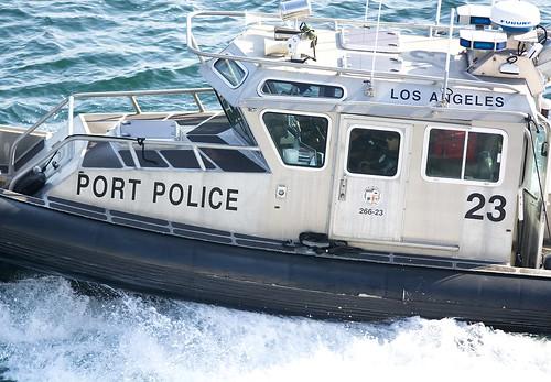 Los angeles port police boat flickr photo sharing for La port police