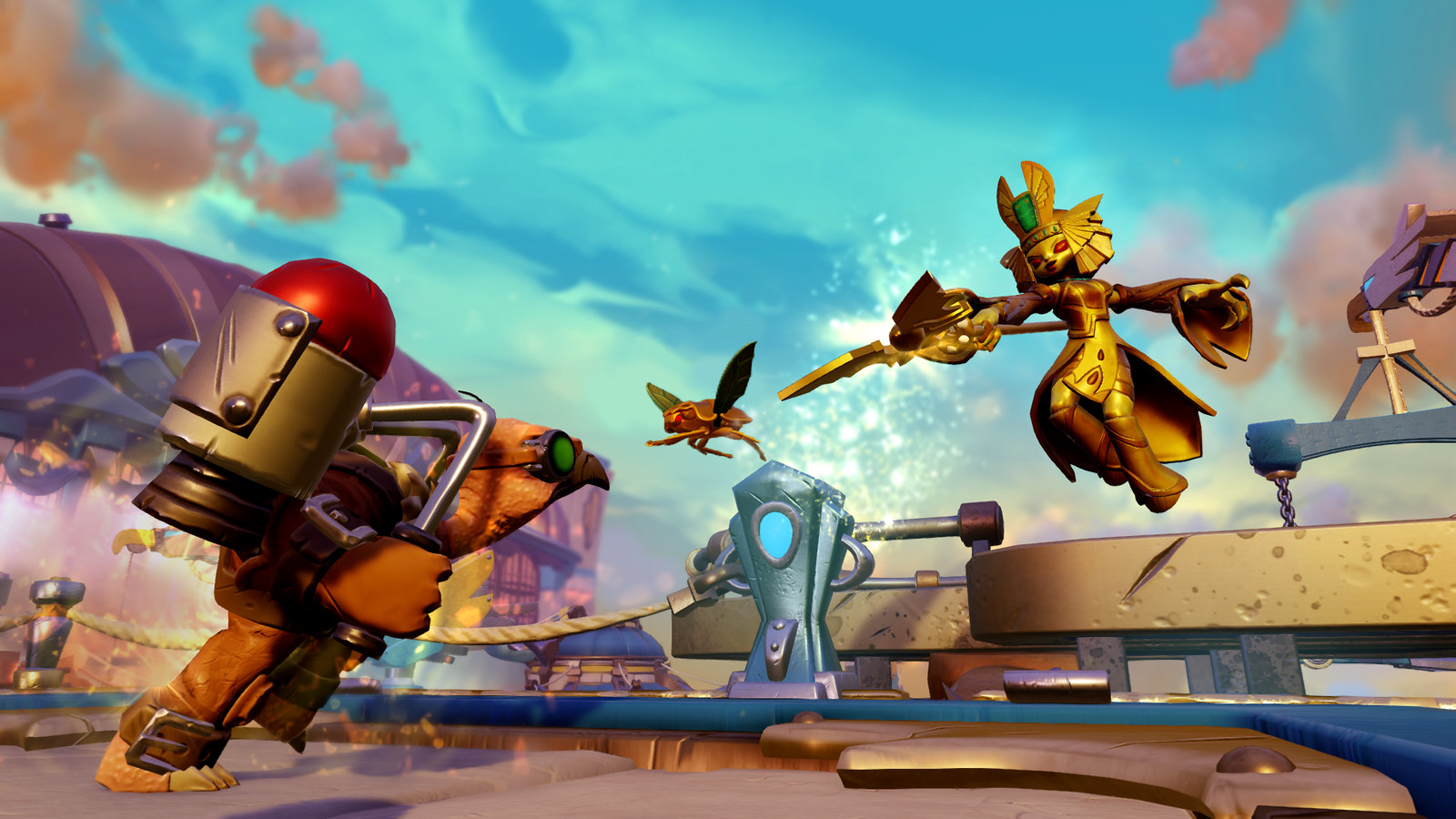 Skylanders Imaginators_Golden Queen 1