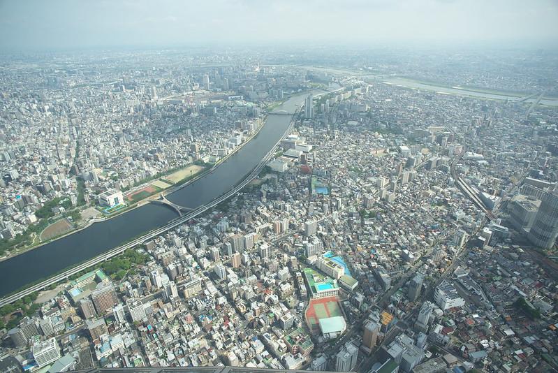 東京スカイツリー 2016年6月12日