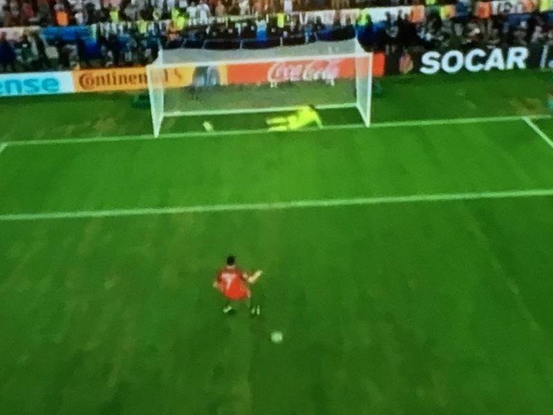 Poland 5 - 3 Portugal (penalties)