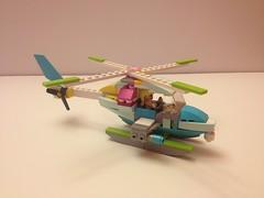 LEGO Heartlake CAS Helo (01) by SirHandyMan