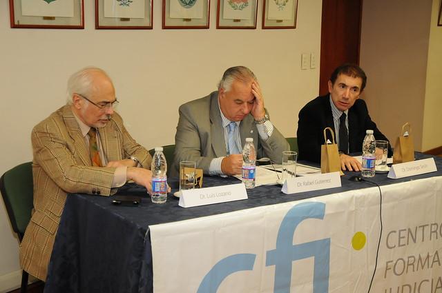 Encuentro 15 años del CFJ (Tribunales Superiores de Justicia y capacitación)