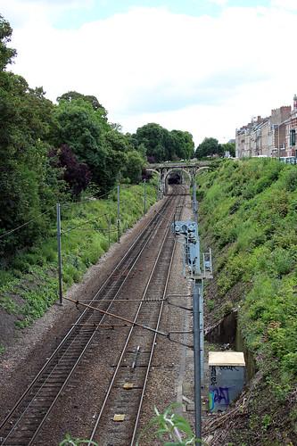Amiens railroad