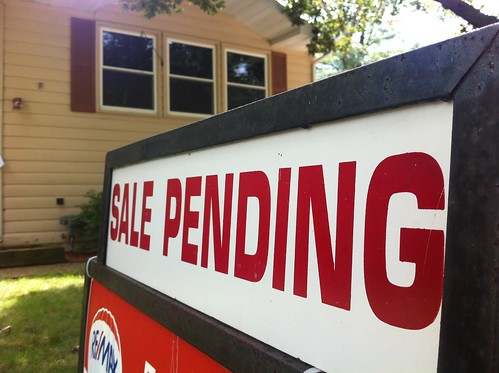 multiple offers on home sale pending