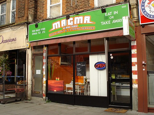 Magma, Thornton Heath, London CR7