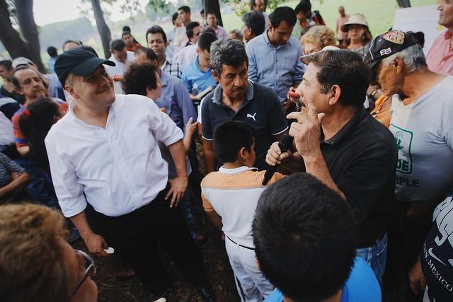 13 Jun 2016 . El Presidente Municipal Enrique Alfaro se reúne con vecinos del Parque El Dean