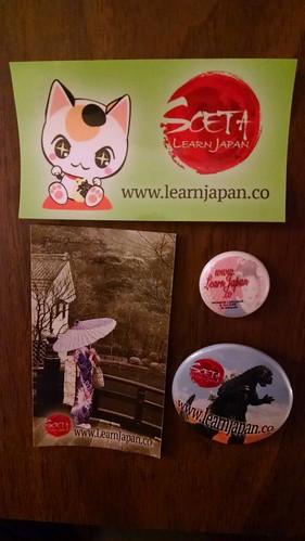 SCETA Japan Center Opening, College Park, Maryland