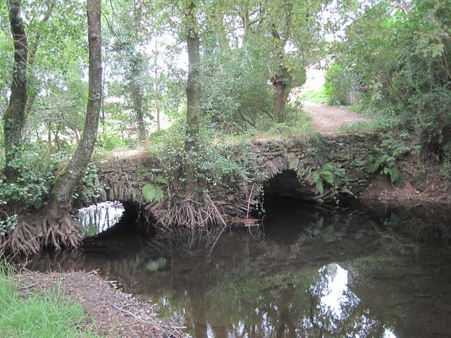 Ponte Puñide en O Pino