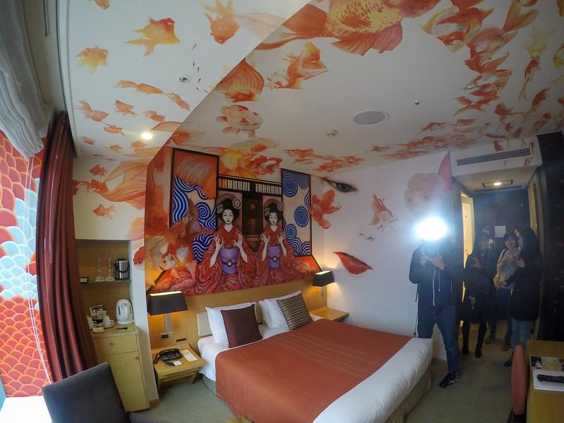 27946670171 acf38048e8 c - REVIEW - Park Hotel Tokyo (Artist Room - Geisha)