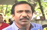 Charle, S.P.Muthuraman, Ramesh Khanna at V.S.Raghavan Death | Funeral Video