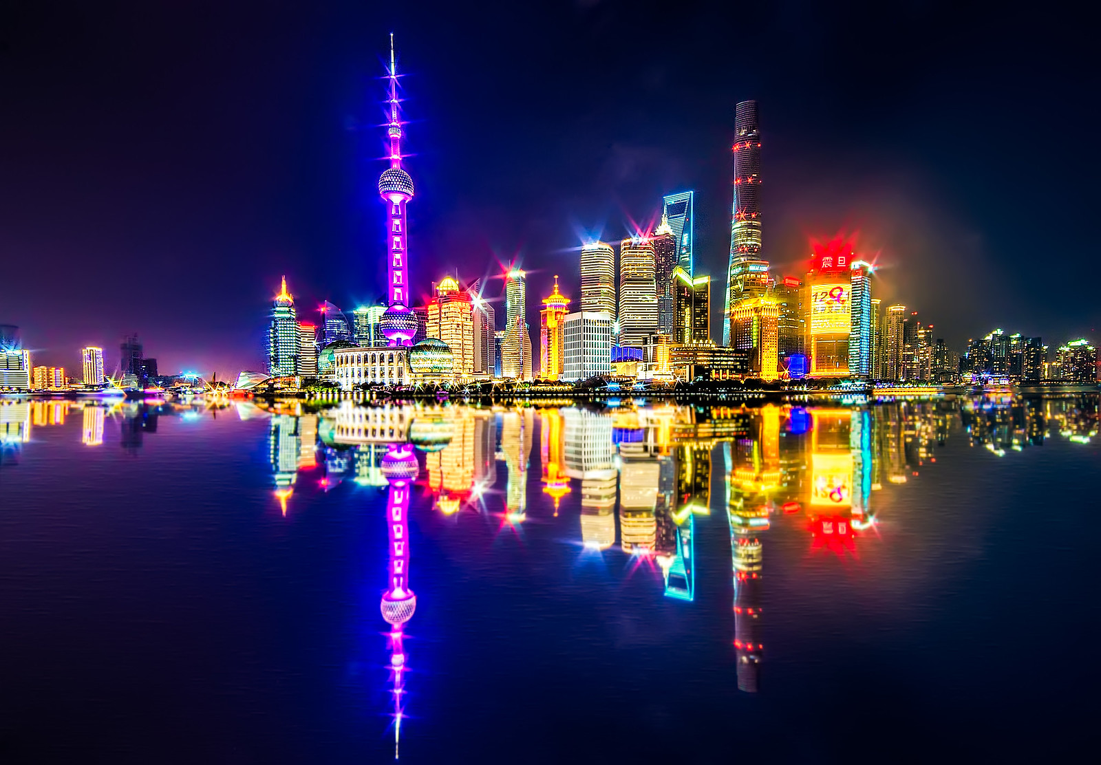 Least Expensive Cities In The Us A Purple Rain Falls In Shanghai Huffpost