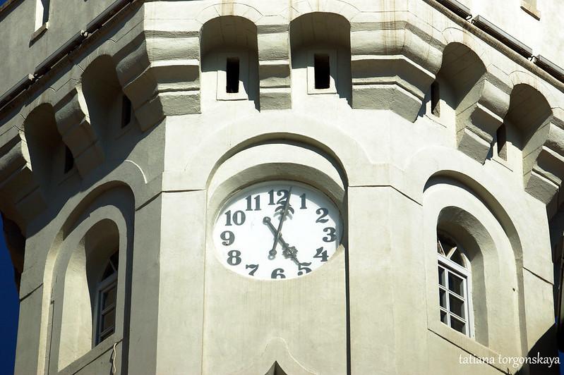 Часы на Сахат Куле, Херцег Нови