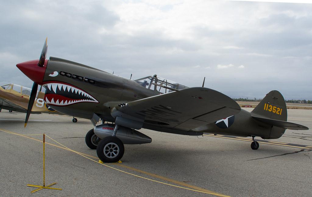 P40 Warhawk (P.O.F. #6)