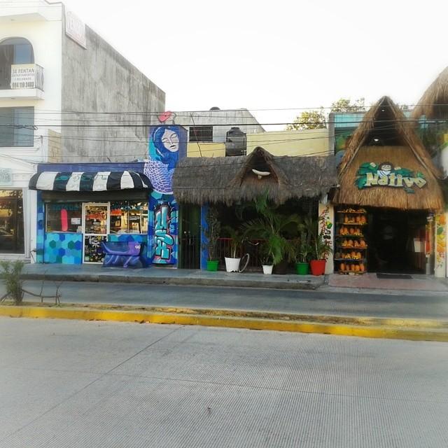 Avenida 30 Playa del Carmen