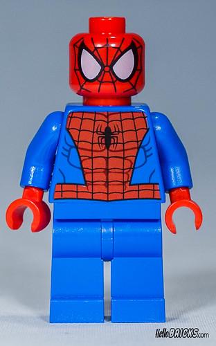 Lego 76059 - Marvel - Super Heroes -Spider-Man : Doc Ock's Tentacle Trap