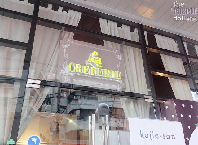 La Creperie Kojie San Event