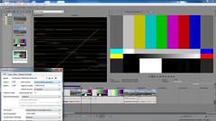 VEGAS 13 32bits plage entière 0-255 gamma vidéo by Panurus biarmicus