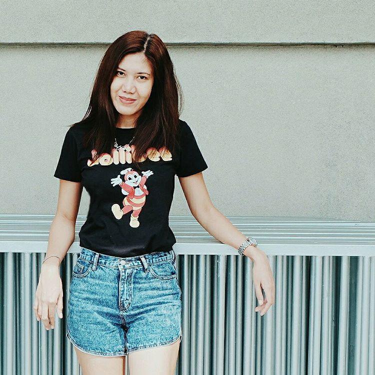 Jollibee Shirt Outfit