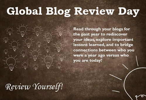 Global Blog Review Day