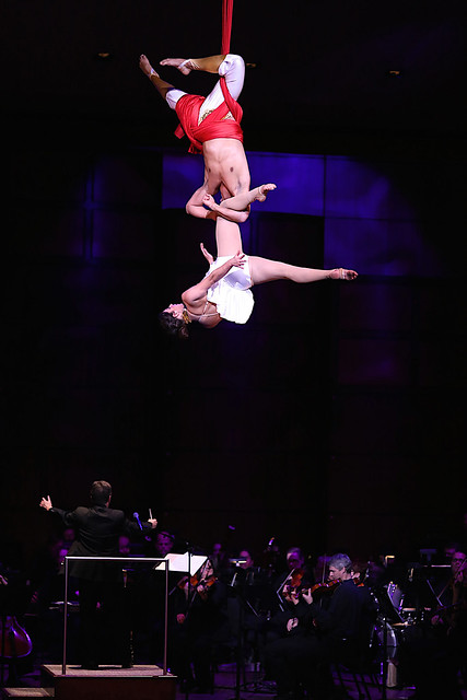 Cirque de Noel with the Grand Rapids Symphony