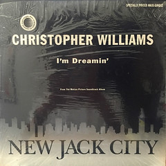 CHRISTOPHER WILLIAMS:I'M DREAMIN'(JACKET A)