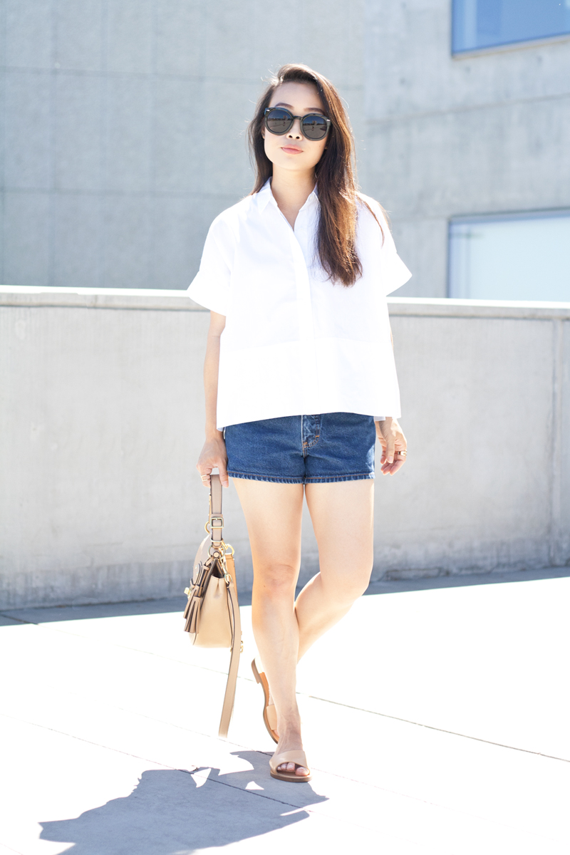 04everlane-white-buttonup-shirt-leather-slides-sf-style-fashion