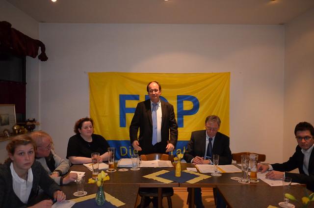 Wahlversammlung zur Kommunalwahl 2014