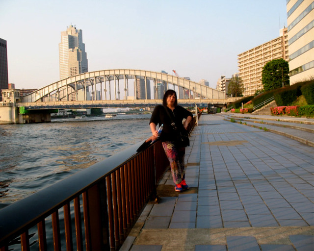 Uz Sumida River, Tokyo