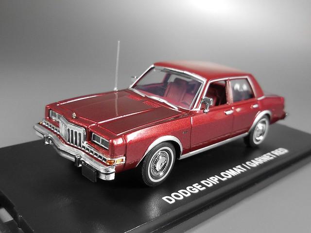 Dodge Diplomat 1985