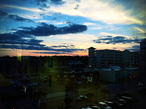 Sunset Oceanfront (June 28 2015)
