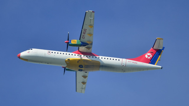 OY-RUG ATR76