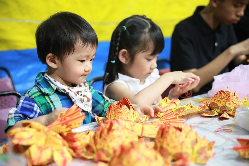 對孩子而言,這是不是只是摺紙遊戲?