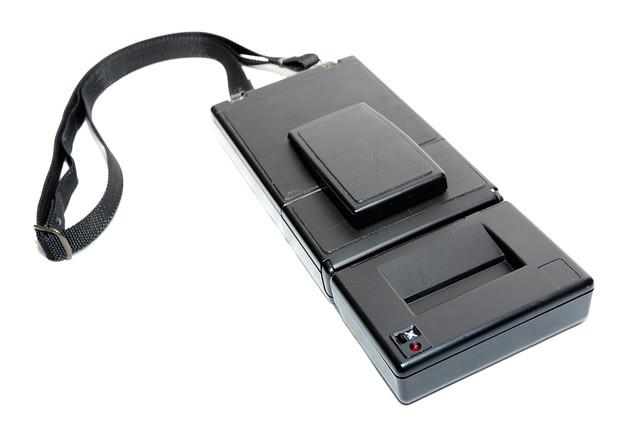 Polaroid SLR-680 SE (collapsed)