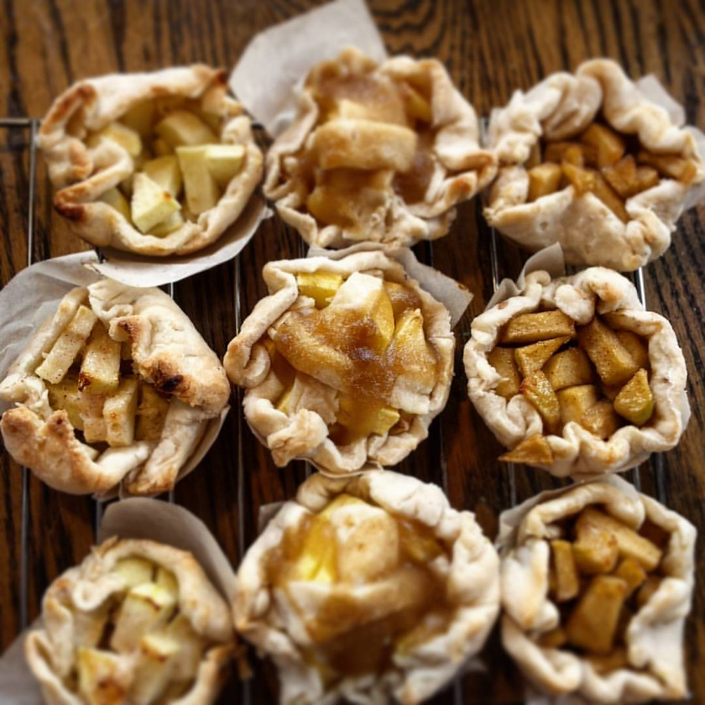 A Study in Apple Pie for Canada Day