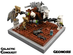 Galactic Conquest - Geonosis by AnimatorUnknown