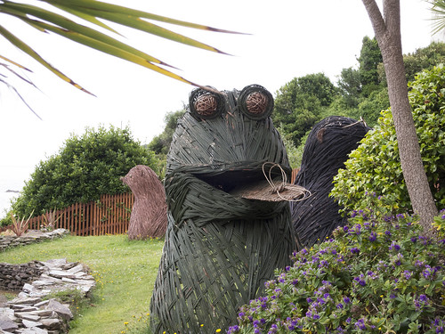 Wind in the Willows garden