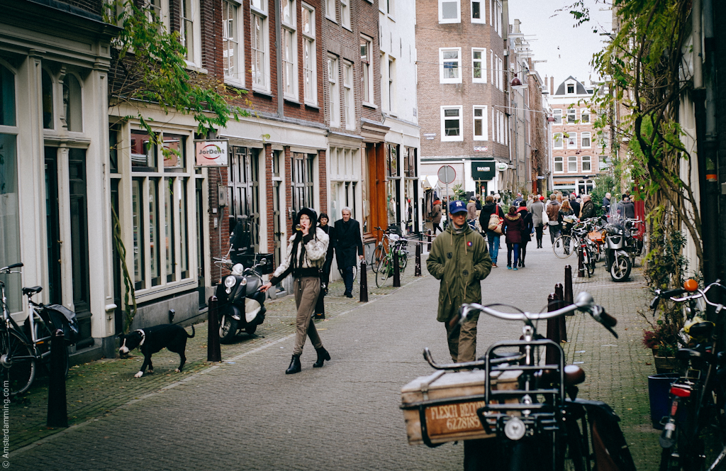 Amsterdam, Sunday Morning In Jordaan