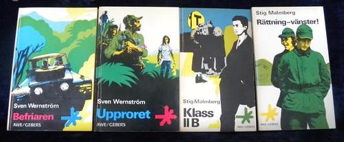 Books by Sven Wernström and Stig Malmberg